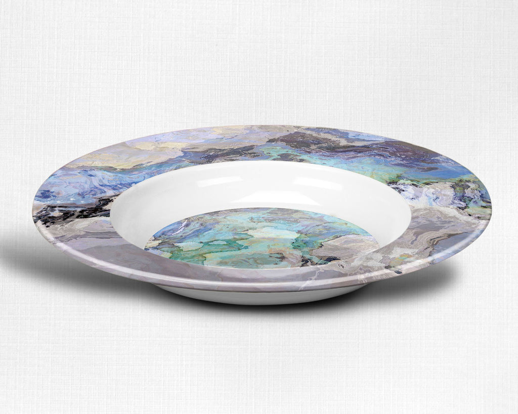 Plate or Bowl, Out of the Blue