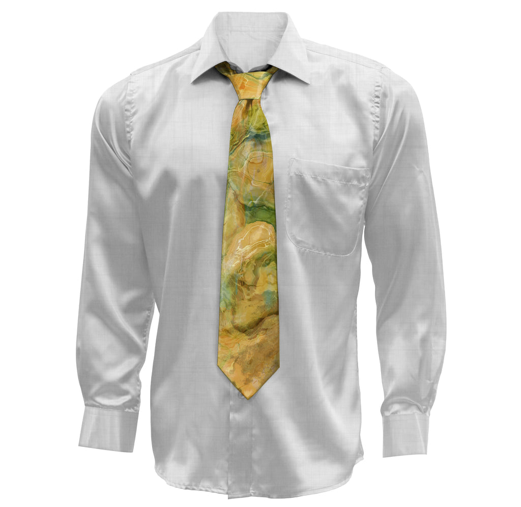 Necktie, Peach Grove