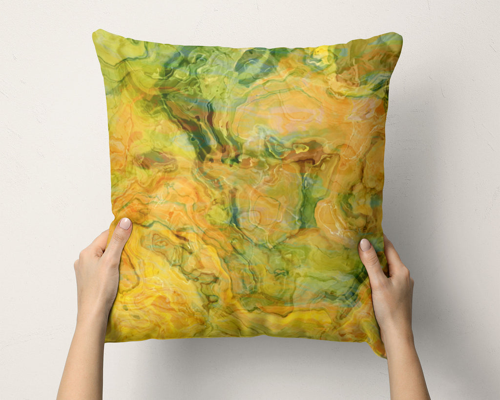 Pillow Covers, Peach Grove