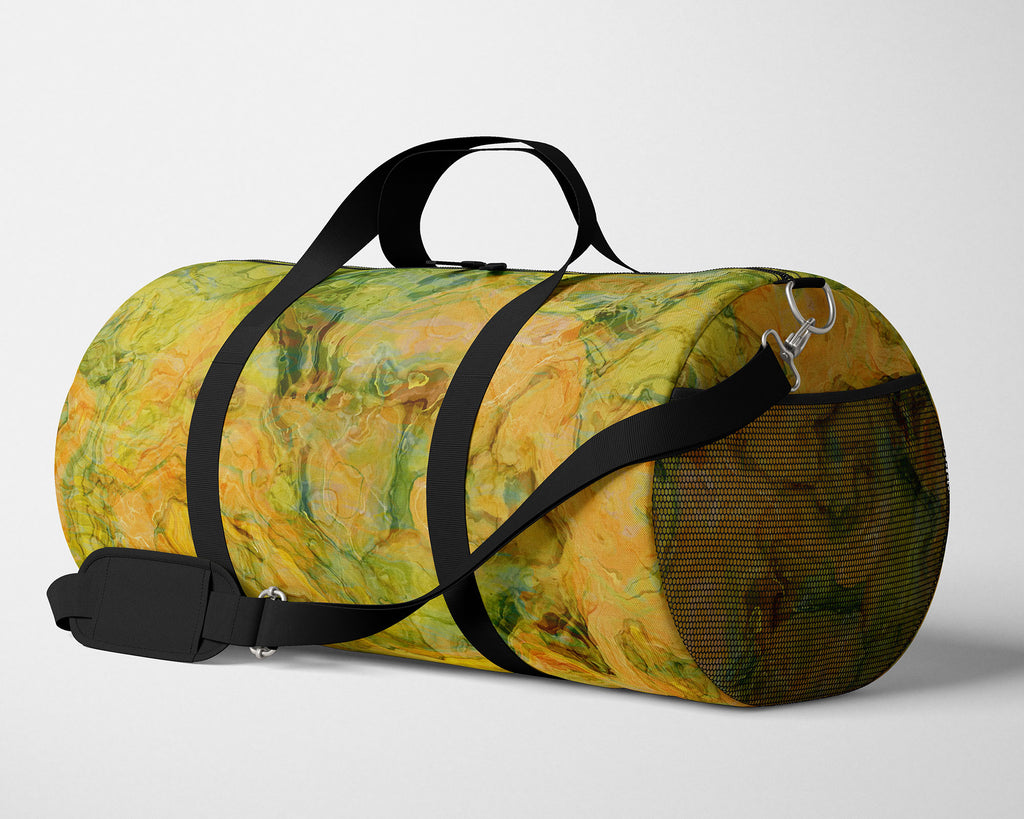 Duffle Bag, Peach Grove