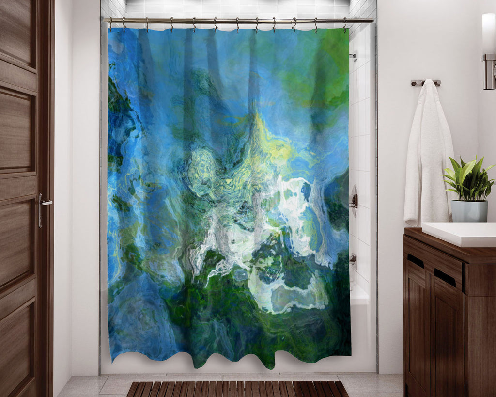 Shower Curtain, Rise Up