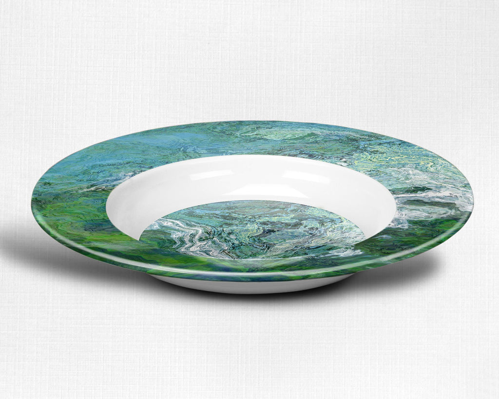 Plate or Bowl, Rising