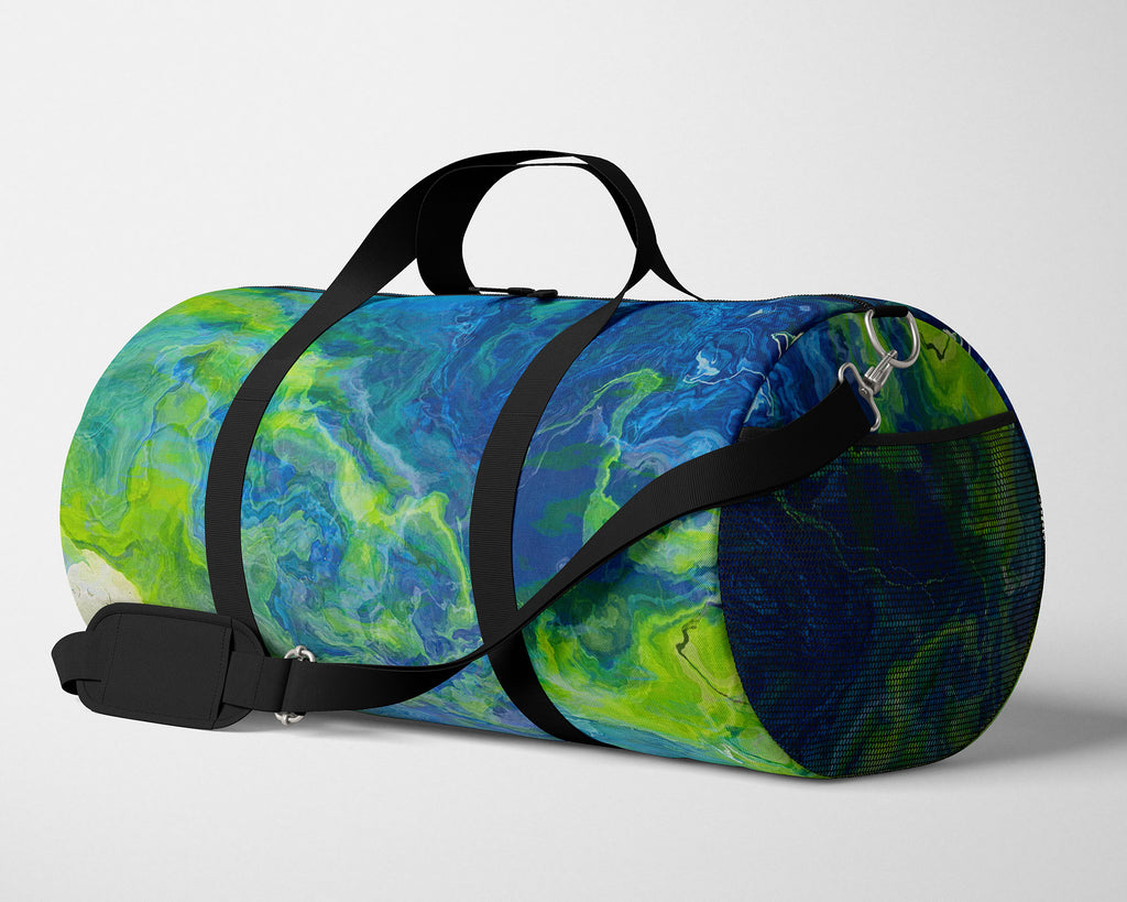 Duffle Bag, River Dream