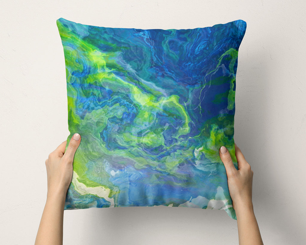 Pillow Covers, River Dream