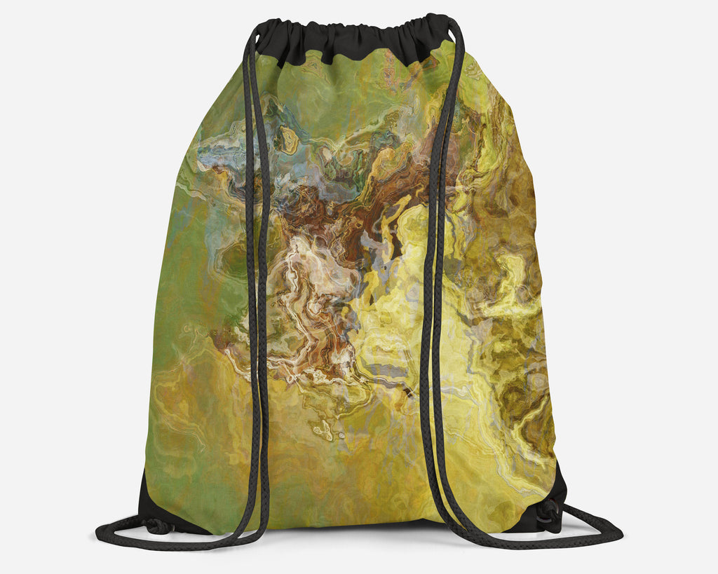 Drawstring Sling Bag, Rodeo
