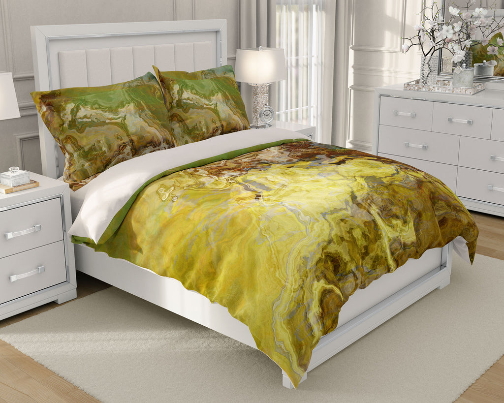 King or Queen Duvet Cover, Rodeo