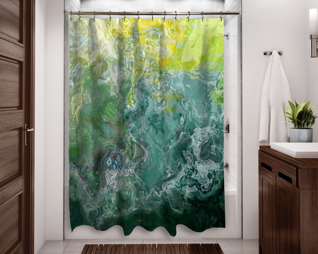 Shower Curtain, Sea Shore