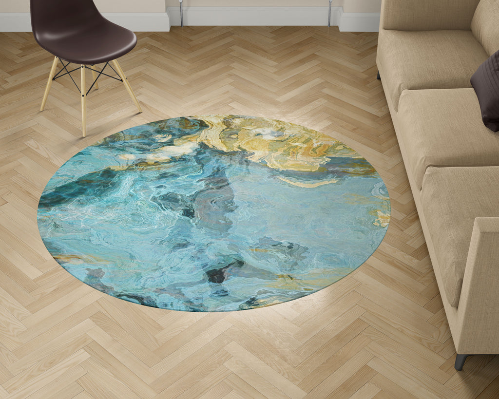 Area Rug, Sea and Sand