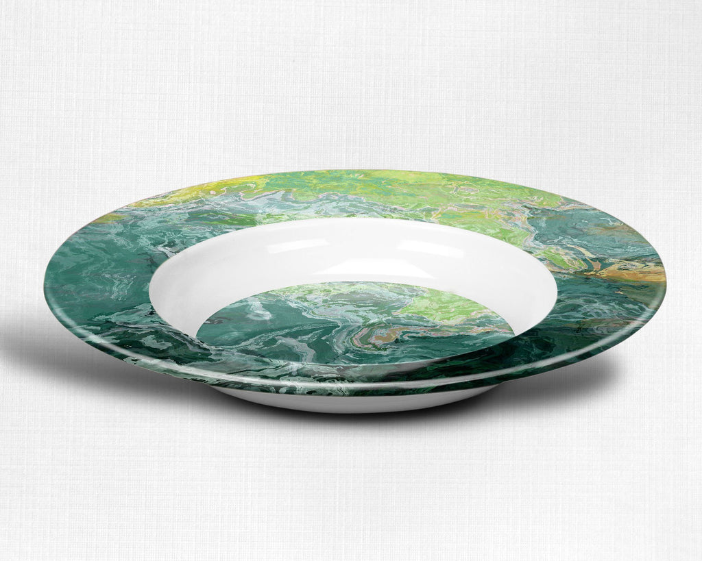 Plate or Bowl, Seacoast