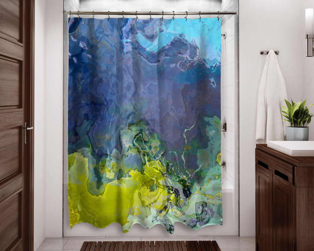 Shower Curtain, Skyline