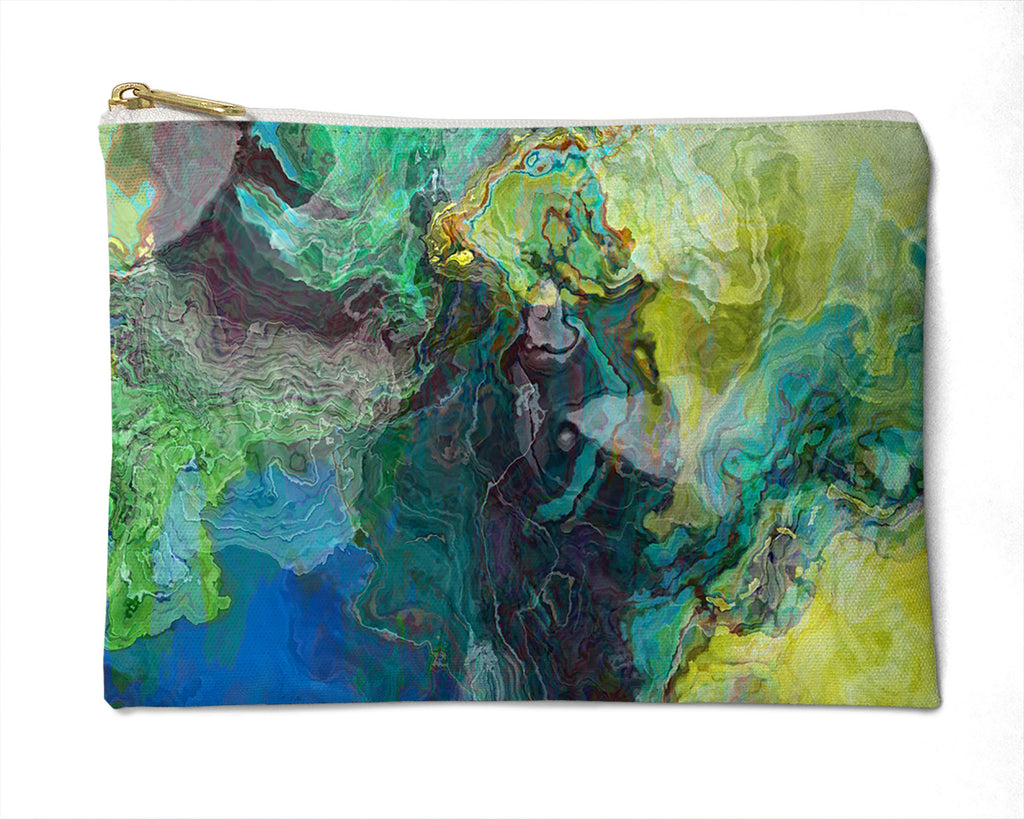 Makeup Bag, Swimmer