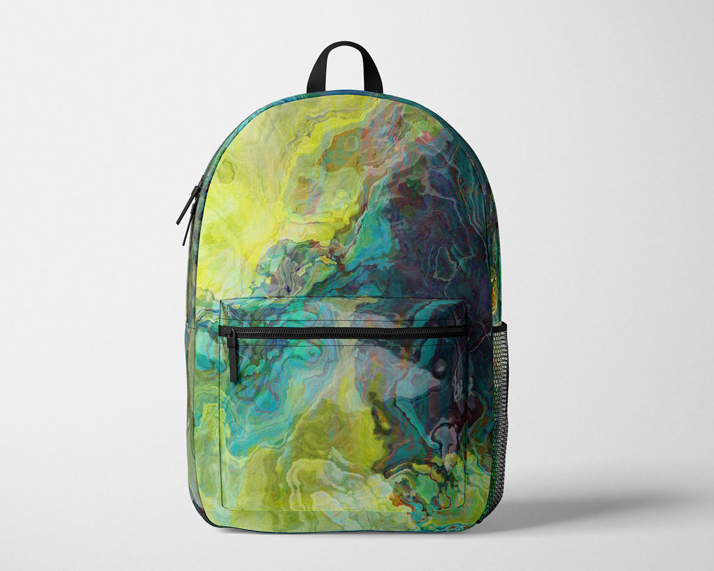 Backpack, Swimmer