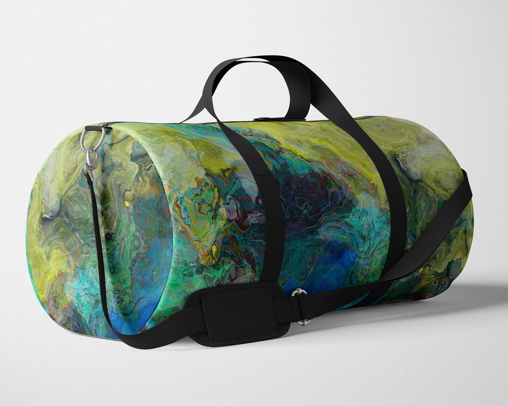 Duffle Bag, Swimmer
