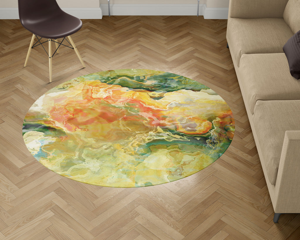 Area Rug, Take Flight