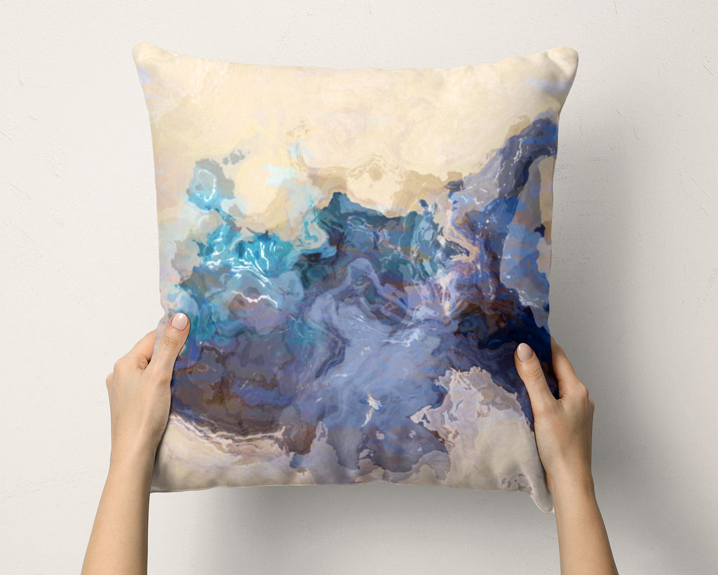 Pillow Covers, The Blues