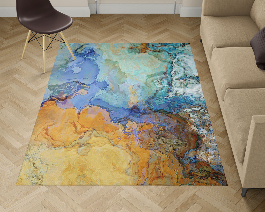 Area Rug, Bridge