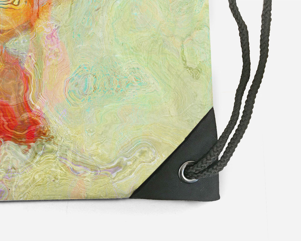 Drawstring Sling Bag, Unexpected