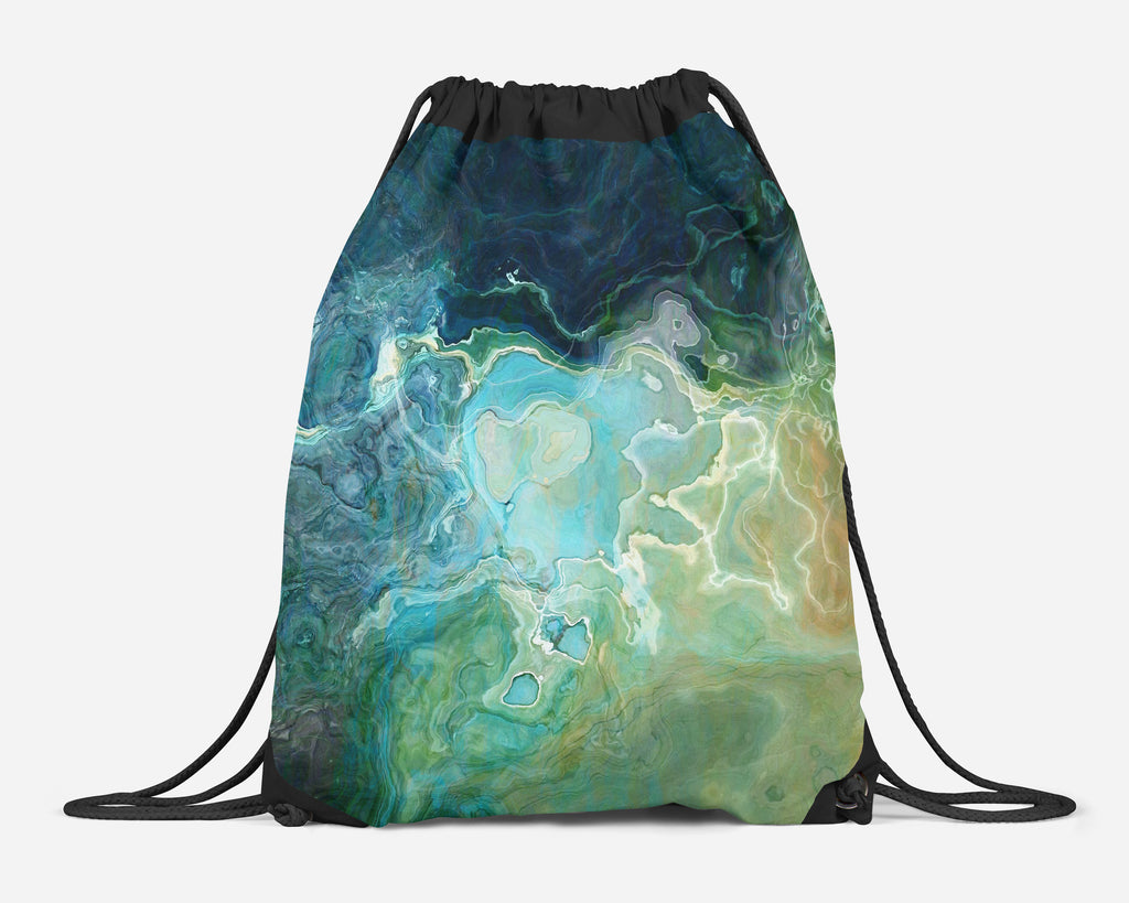 Drawstring Sling Bag, Watershed