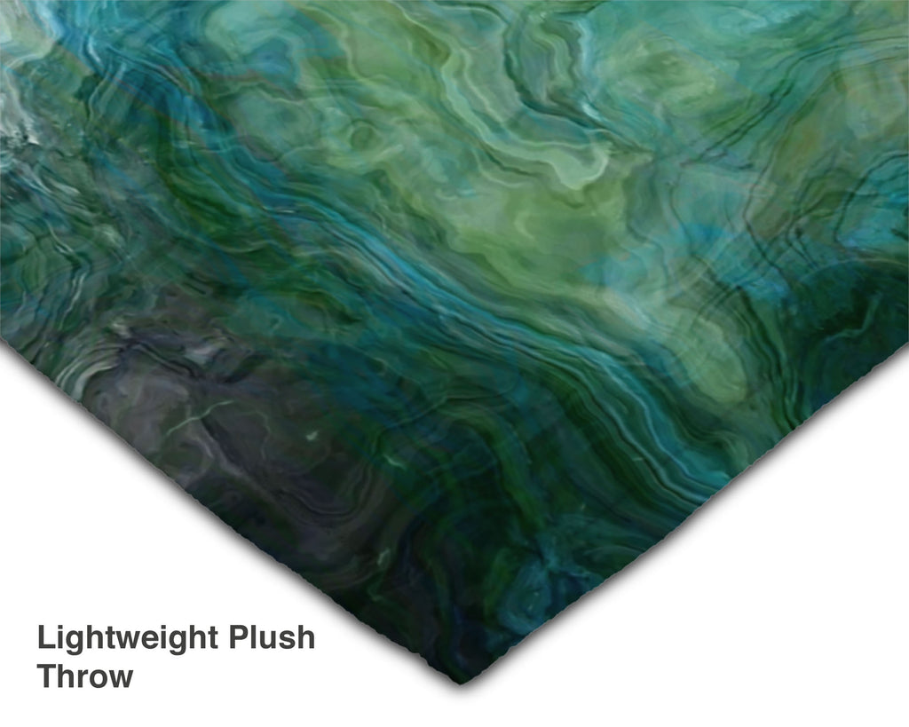 Fleece Throw, Watershed