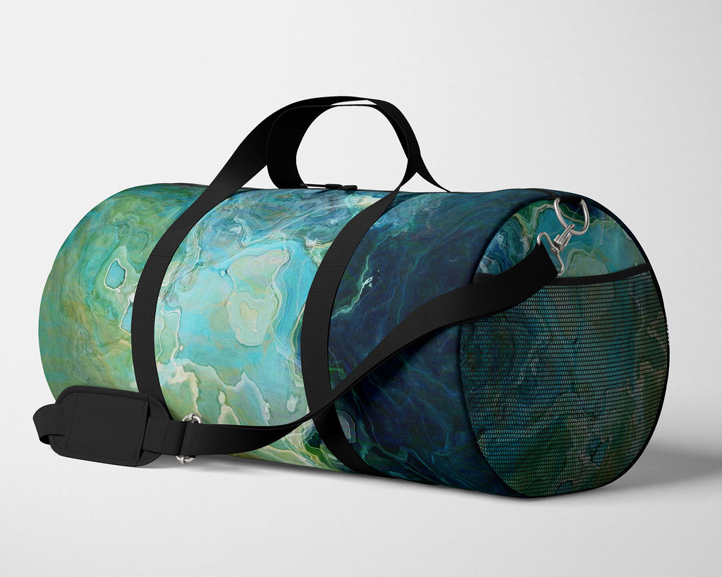 Duffle Bag, Watershed