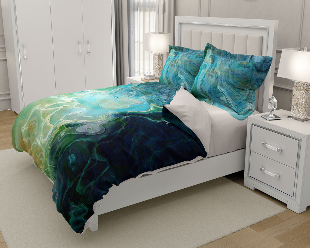 King or Queen Duvet Cover, Watershed