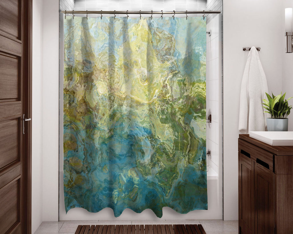 Shower Curtain, Wintercreek