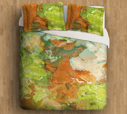 ContempoAbstract Art Duvet Cover Contemporaryrary