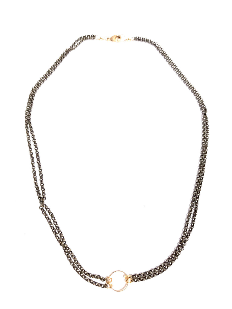double ring chain-cvn023