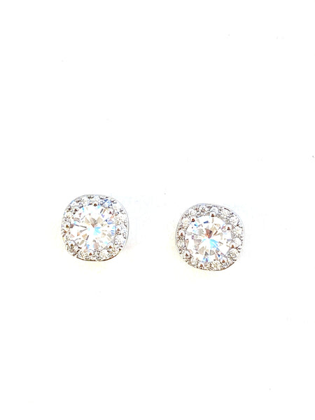 cushion cz studs-cvdrczl-NEW