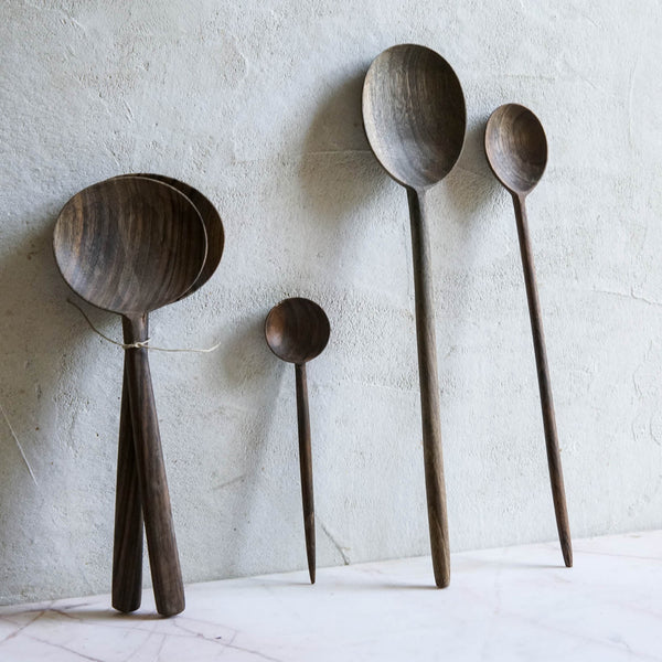 Walnut Spoon Collection