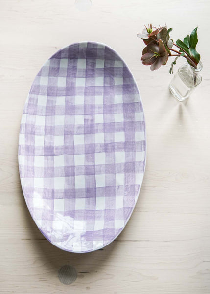 Seconds / Picnic Oval Platter