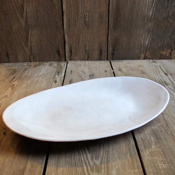 Oval Platter // First quality
