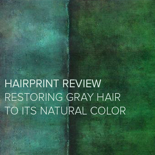 Restoring Your Hair Natural Color
