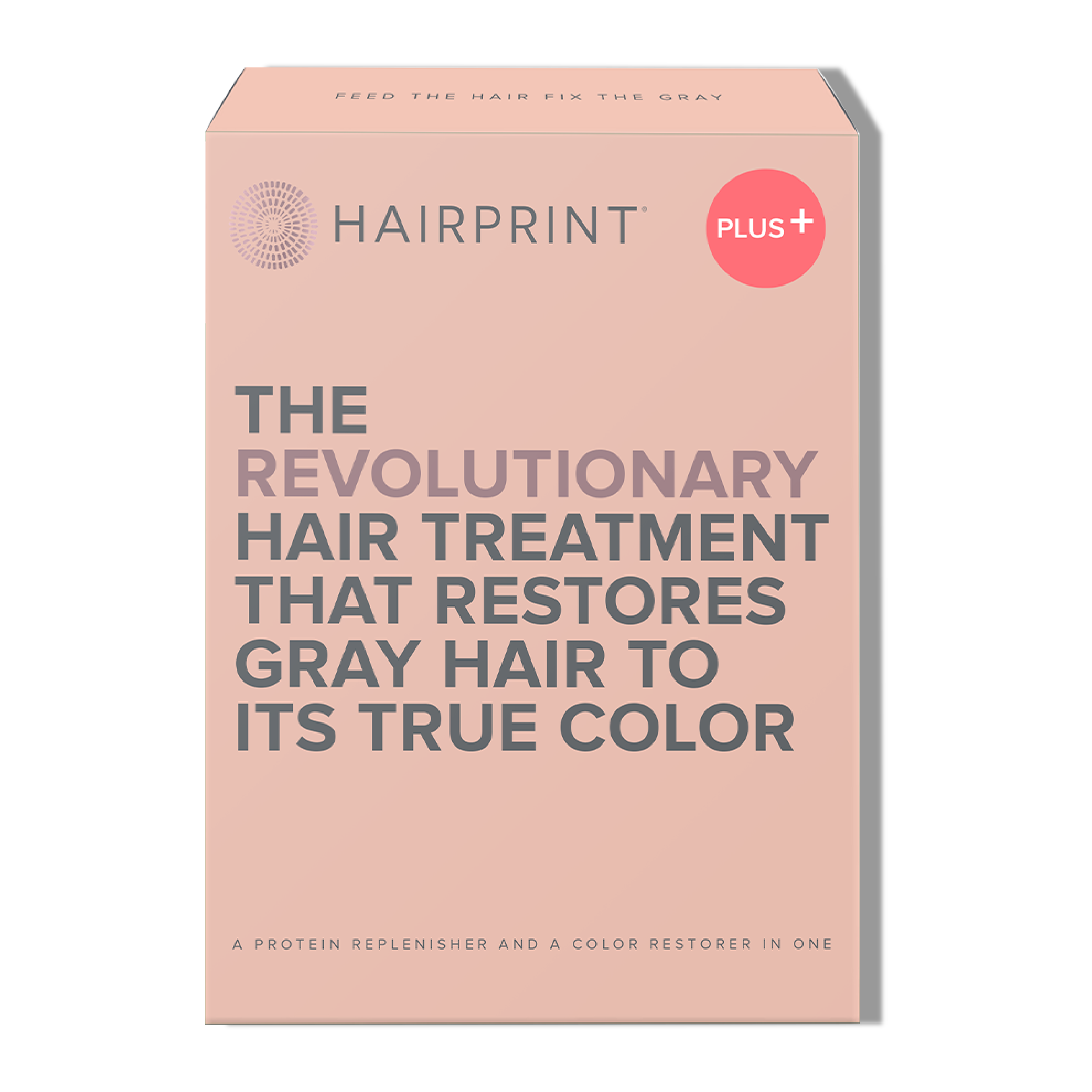 HAIRPRINT PLUS - For thick hair or stubborn grays
