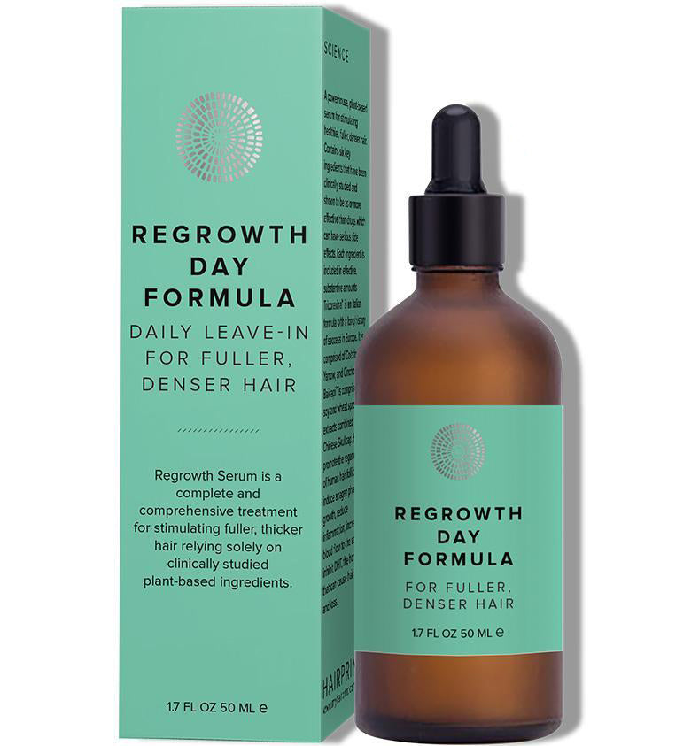 Regrowth Serum Day Formula
