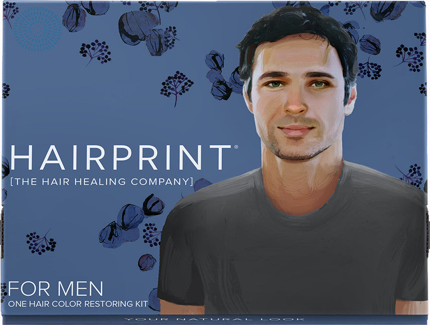 True Hair Color Restorer For Men Hairprint