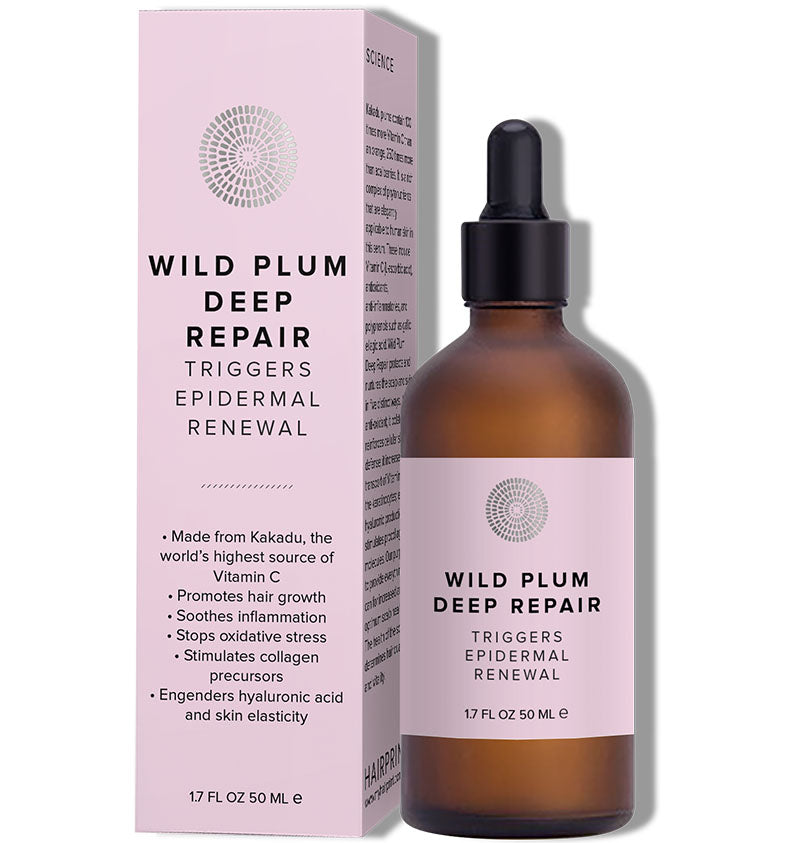 Wild Plum Deep Skin Repair Serum