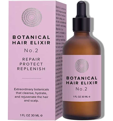 No.2  Botanical Hair Elixir (Detoxifier)