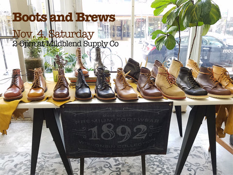 Thorogood 1892 Boots and Brews
