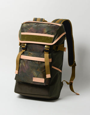 Master-Piece Density Dye Backpack Khaki