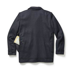 Filson Mackinaw Cruiser in Dark Navy