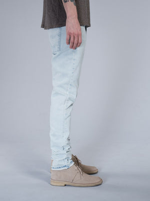 Nudie Jeans Lean Dean Ecru Beach