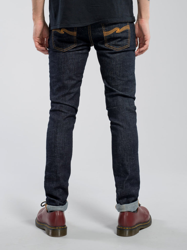 Nudie Jeans Tight Long John Twill Rinsed
