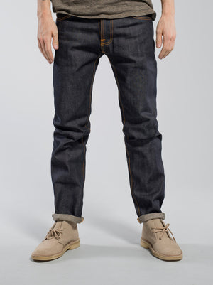 Nudie Jeans Steady Eddie Dry Selvedge