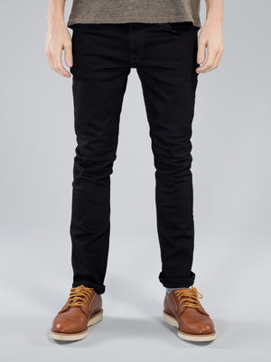 Nudie Jeans Tube Tom Black Black