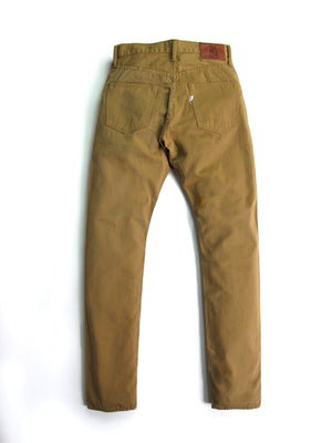 Pure Blue Japan 1139 Selvedge Chino 5-pocket Pants