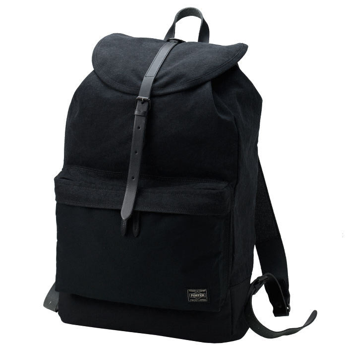 Porter Bridge Rucksack Black