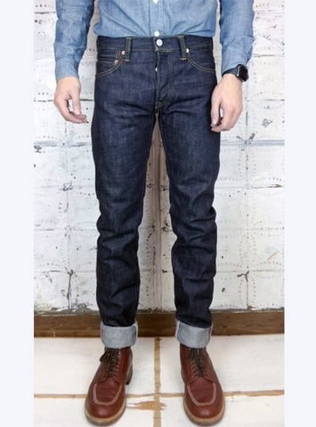 Mildblend Supply X Momotaro 15.7 oz Deep Indigo