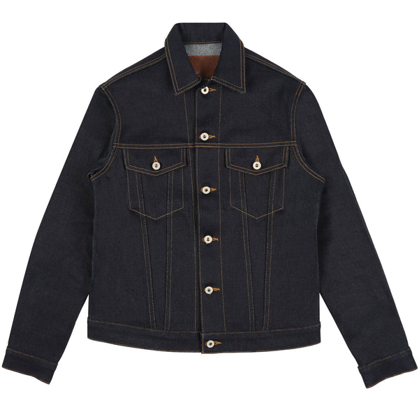 Naked & Famous Denim Jacket Broken Elephant 6