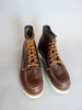 Thorogood 1892 Janesville Brown Moc Toe
